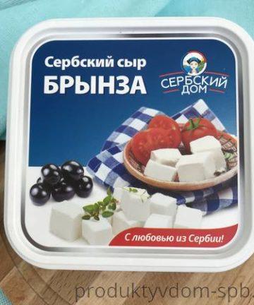 СЕРБСКИЙ СЫР БРЫНЗА 45%
